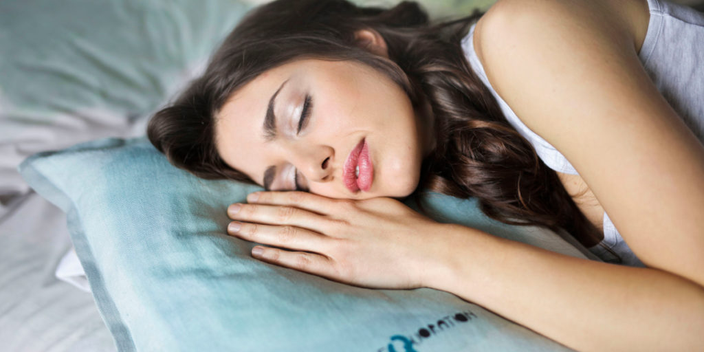 sleep is important to reset brain and body health, self-care coach, Liegh Joy